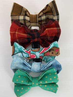 Multi-patterned Dog Bow Ties for Sale in Fairfax Station, VA