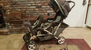 Duo Glider stroller for two for Sale in Clovis, CA