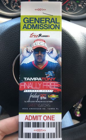 Tickets for Sale in Lakeland, FL