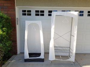 Portable closet organizers for Sale in Irvine, CA