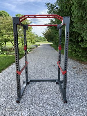 Heavy Duty Squat Weight Lifting Rack for Sale in Columbus, OH
