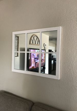 Wall mirror ❤️ for Sale in Fowler, CA