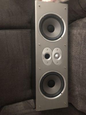Polk Audio CSi5 center channel speaker like new for Sale in Delaware, OH