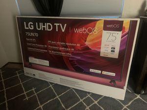 ,75!!! In tv for Sale in Sacramento, CA