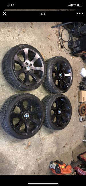 BMW RIMS. 18 inch.!! for Sale in West Springfield, VA
