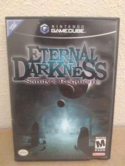 Eternal Darkness Sanity's Requiem Nintendo Gamecube for Sale in Fresno,  CA
