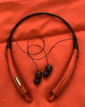LG Bluetooth Headphones. Great condition. Price is FIRM! for Sale in Spokane Valley, WA