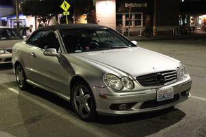 2004 Mercedes Benz CLK500 for Sale in Sultan, WA