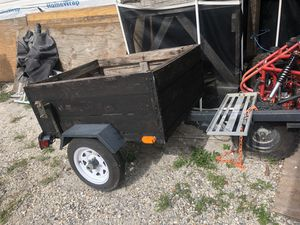 4x4 utility trailer for Sale in Gibsonton, FL