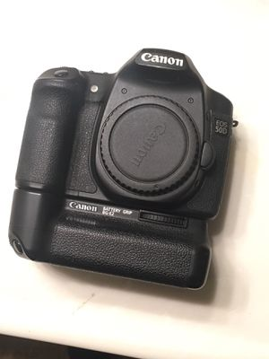 Professional Canon 50D Digital Camera - 15.1MP for Sale in Brentwood, TN