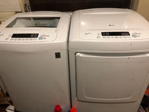 Washer and dryer need gone ASAP for Sale in Tampa, FL