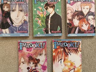 Manga Book Imadoki Vol 1 - 5 for Sale in Issaquah,  WA