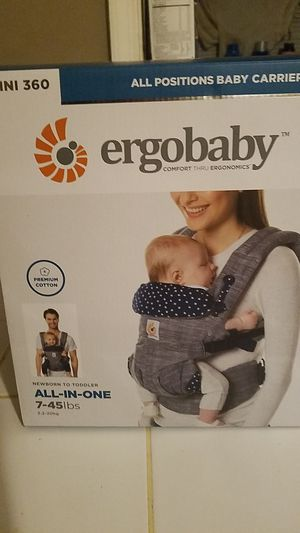 Omni360 ergobaby all positions baby carrier for Sale in Philadelphia, PA