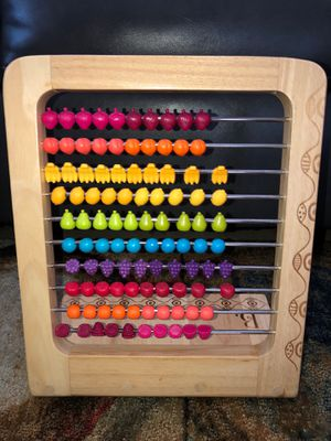 Classic Woods Math Game Toy for Kids for Sale in Pembroke Pines, FL
