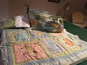 Baby crib comfort set for Sale in Cabin John, MD