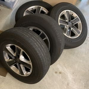 Jeep Wheels And Tires for Sale in Woodstock, GA