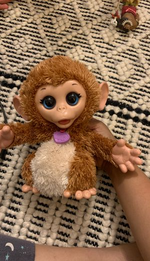 FurReal Friends monkey for Sale in Lincolnwood, IL