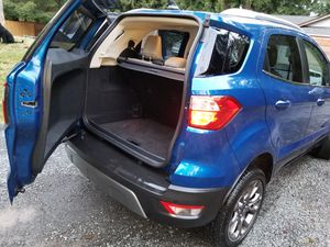 2018 Ford EcoSport Titanium for Sale in Woodinville, WA
