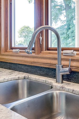 Modern Tall Kitchen Faucet new in the box for Sale in Blacklick, OH