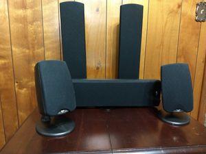 Klipsch surround sound speaker system for Sale in Newport News, VA