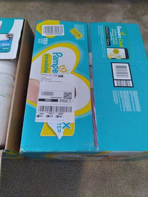 Pampers swaddlers for Sale in Woodbridge, VA