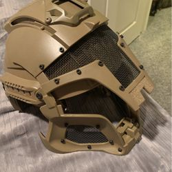 Mando Airsoft helmet for Sale in Boise,  ID