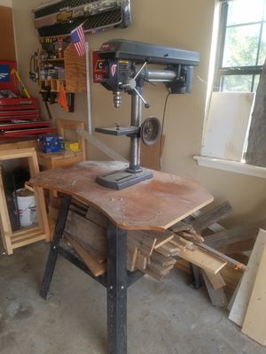 "Craftsman 34"" Radial Drill Press. for Sale in Greenwood, AR"
