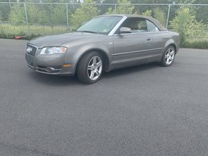 2008 Audi A4 convertible for Sale in Herndon, VA