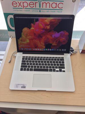 "15"" MacBook Pro Retina for Sale in Palm Bay, FL"
