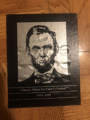 Lincoln wheat cent collection for Sale in San Francisco, CA