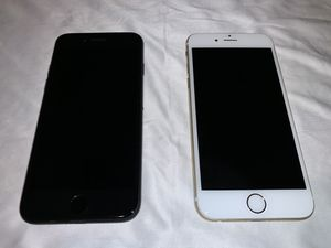 iPhone 7 (A1660) and iPhone 6 (A1549) for sale * iCloud locked* for Sale in San Jose, CA