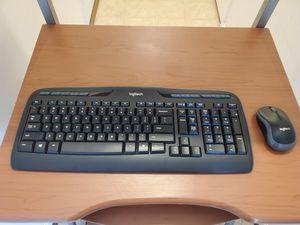 Logitech MK320 Wireless Desktop Keyboard and Mouse Combo for Sale in Aldie, VA