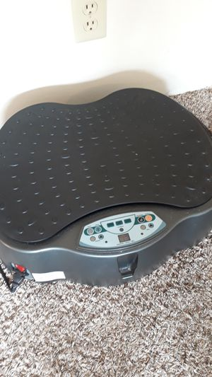 2010 Crazy Fit Massager Full Body Vibration Exercise Machine by Luyuan Inc for Sale in Evansville, IN