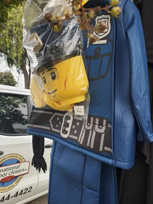 NEW Lego costume for Sale in Buena Park, CA