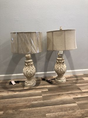 Brand new lamps for Sale in San Antonio, TX