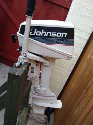 1986-----4.hp Johnson for Sale in San Antonio, TX