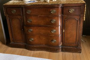 Antique dresser. for Sale in Buffalo, NY