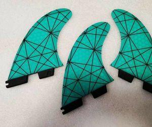 3 piece FCS II surfboard fins for Sale in Seattle, WA
