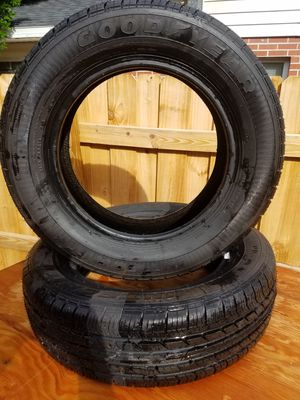 BRAND NEW set of 2 Goodyear Altimax 175/65R14 (trailer) tires for Sale in Winter Haven, FL