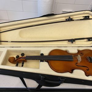 Full Size Otto Bruckner Violin for Sale in Seattle, WA