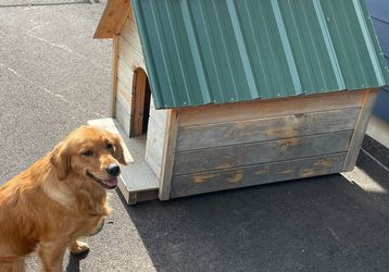 Large Dog House - Steel Roof for Sale in Oregon City,  OR
