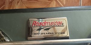 Roadmaster Subwoofers & Box for Sale in Lincoln Acres, CA