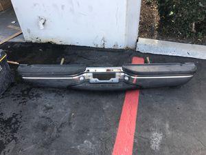 Ford F-250 F-350 Rear Chrome OEM Bumper, Like New for Sale in Huntington Beach, CA