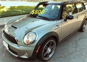 $800 URGENT! I Selling 2009 MINI Cooper Clubman S,Very clean!Clean Tittle! Runs and drives great.Nice family car!one owner! for Sale in Arlington, VA