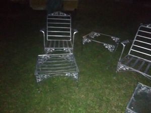 Wrought iron patio furniture for Sale in Johnson City, TX
