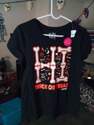 Girls Halloween Shirt for Sale in Hamilton Township, NJ