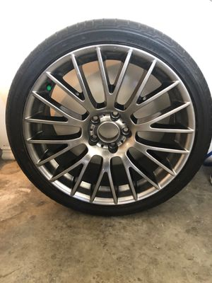 rims with tires for Sale in San Jose, CA