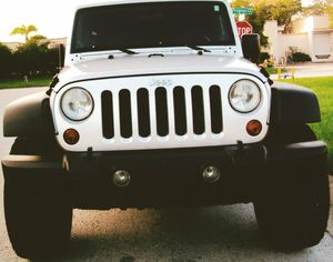 GOOD CONDITION * NEEDS NOTHING # TL JEEP WRANGLER 07 for Sale in Newport News, VA