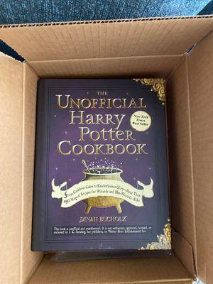 Harry Potter cookbook for Sale in Phoenix, AZ