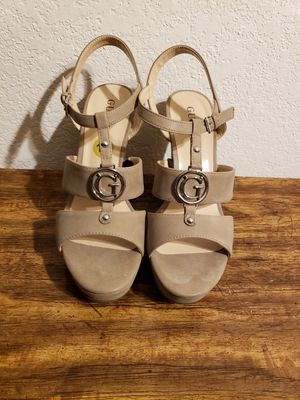 GUESS WEDGES WOMEN'S SIZE 12 for Sale in Aspen Hill, MD